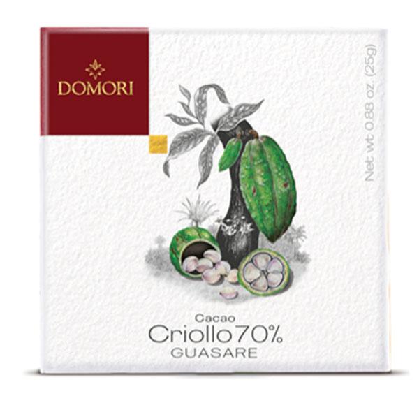 DOMORI | Schokolade »Criollo GUASARE« 70% Kakao 50g