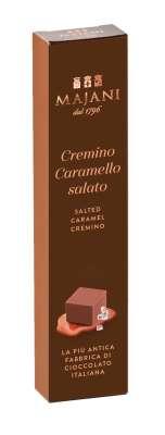 MAJANI   Haselnussnougat & Karamell Cremino »Caramello Salato« 58g