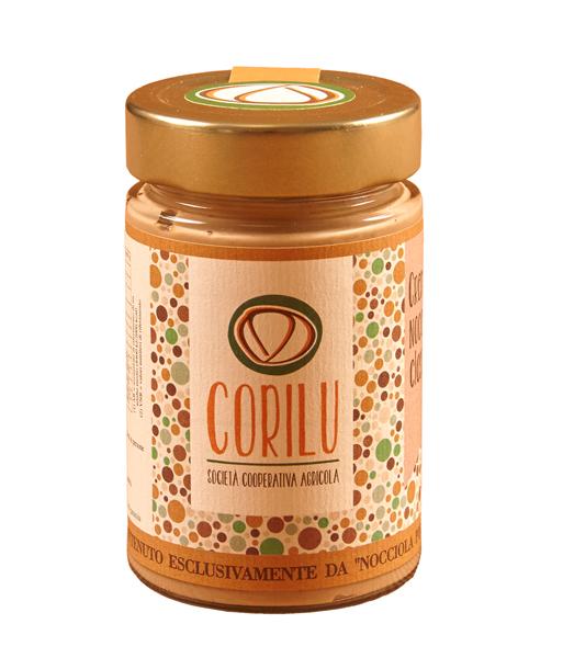 CORILU |  Haselnusscreme »Crema di nocciola classica« 55%