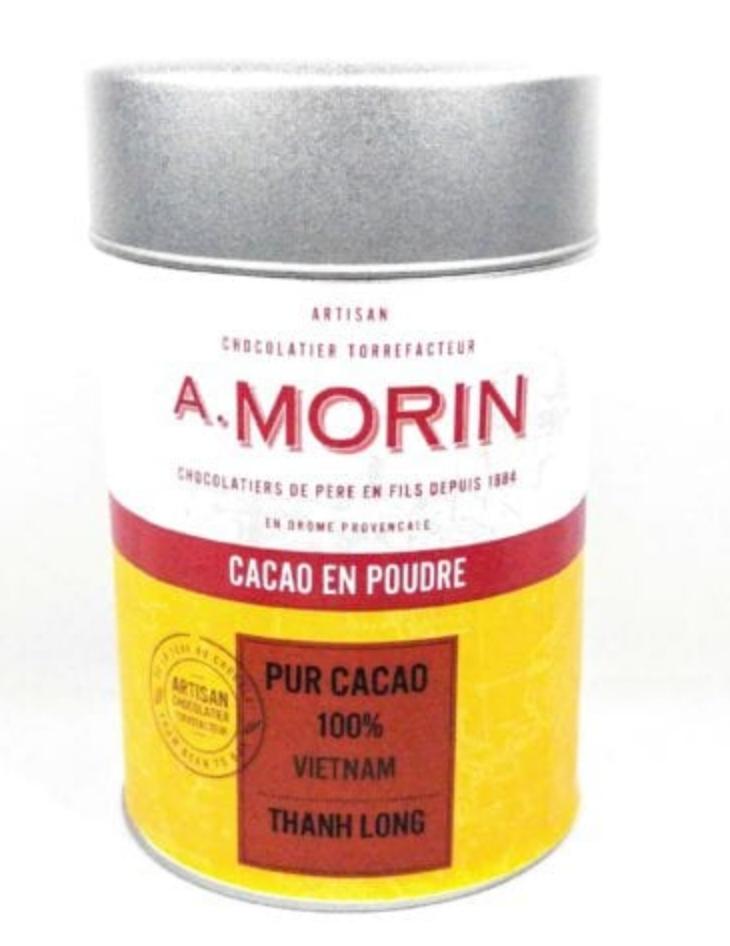 A. MORIN | Kakaopulver Vietnam »Thanh Long« 100%