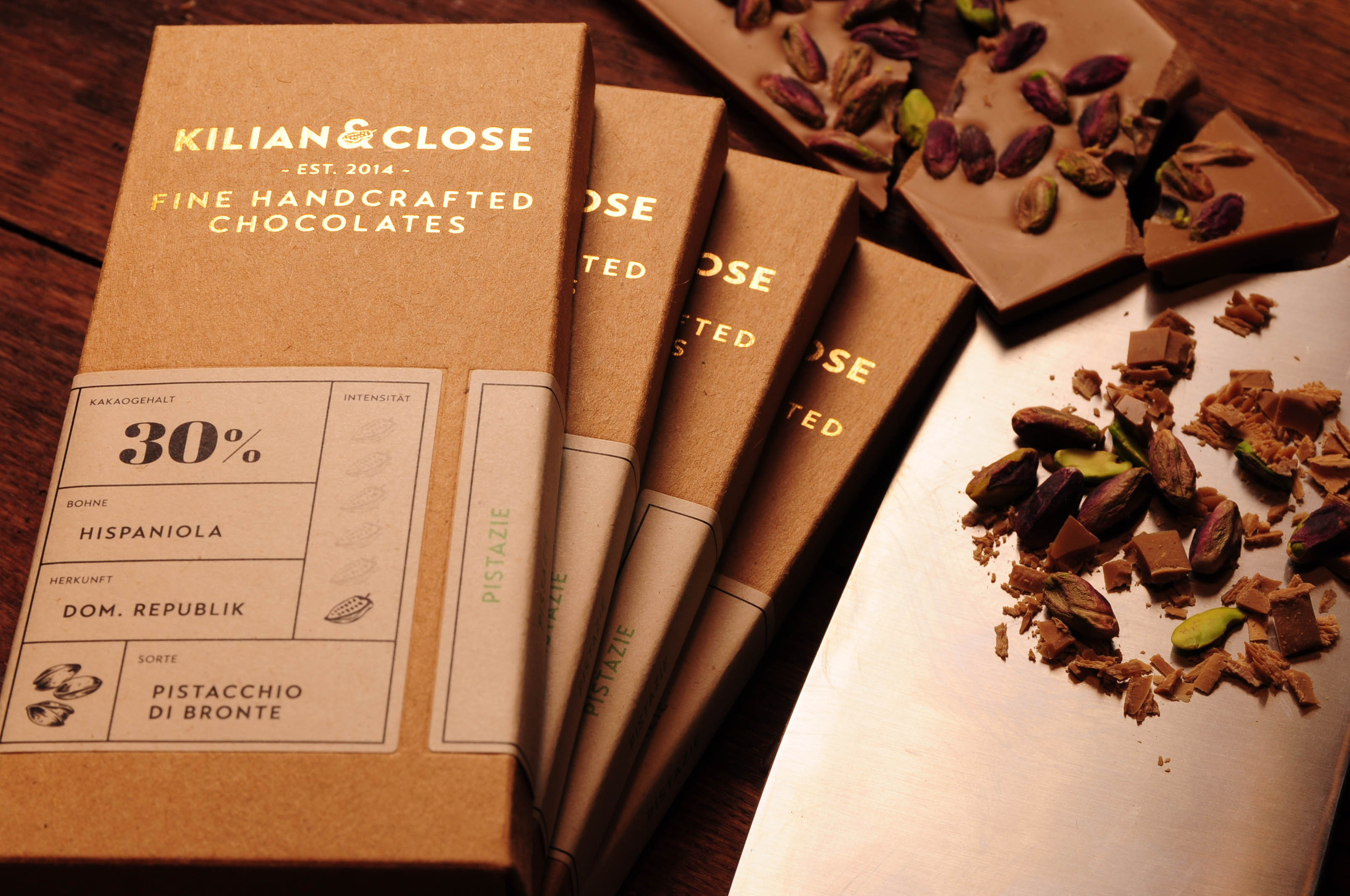 KILIAN & CLOSE | Weisse & Kaffee - vegan | BIO