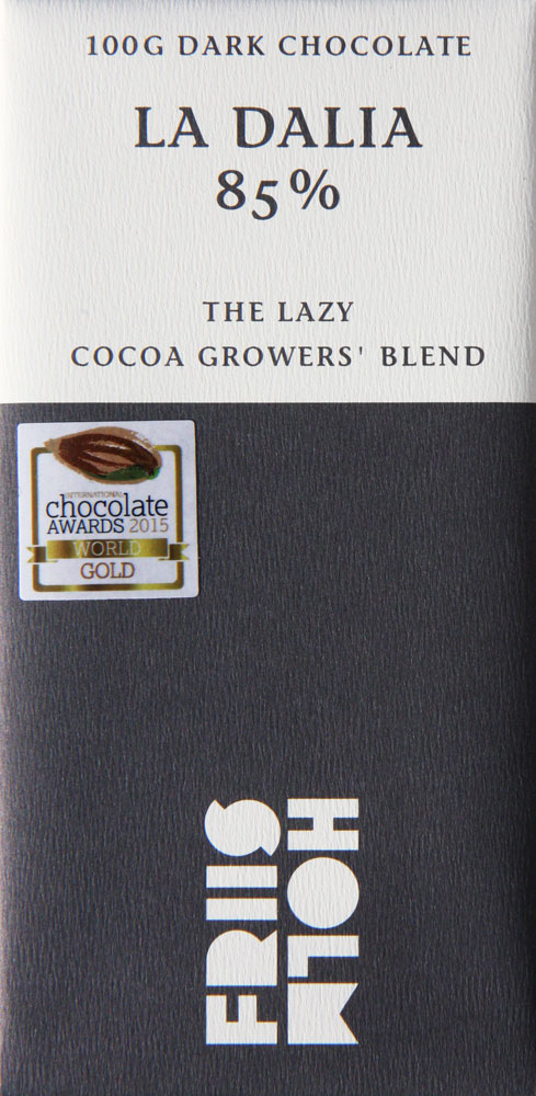 FRIIS-HOLM | Schokolade »La Dalia« Nicaragua 85%