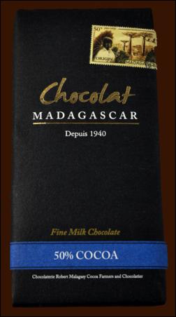 Chocolat MADAGASCAR | Milchschokolade »Madagascar« 50%