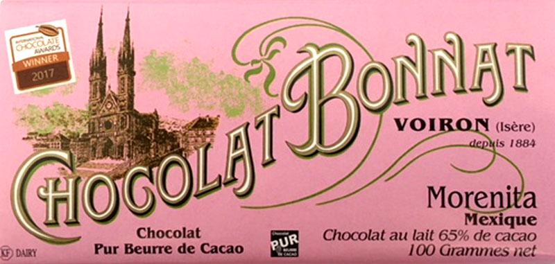 BONNAT Milchschokolade | Chocolat »Morenita« 65%