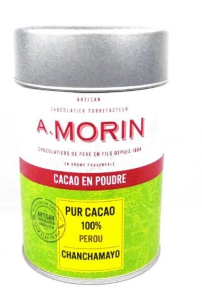 A. MORIN | Kakaopulver Perou »Chanchamayo« 100%