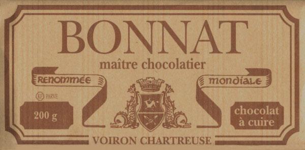 BONNAT Blockschokolade | »Kuvertüre« 60%