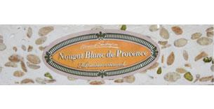 ARNAUD SOUBEYRAN | Weißer Nougat »Blanc de Provence« 100g