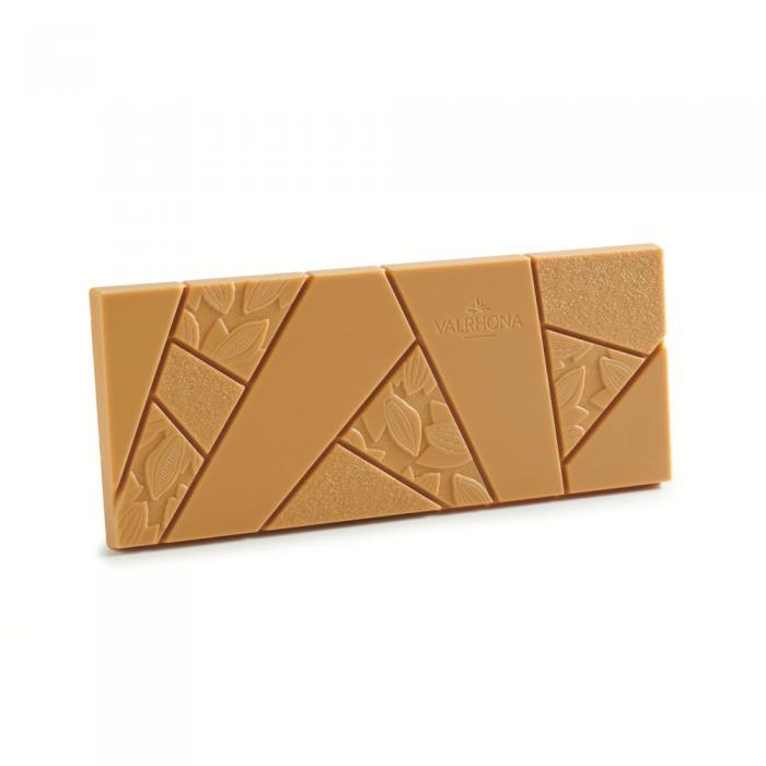VALRHONA   Weisse Schokolade »Blond Dulcey« 35%