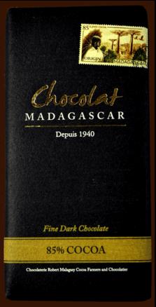 Chocolat MADAGASCAR   Schokolade »Madagascar« 85%