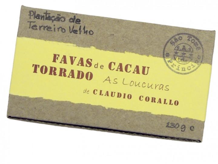 CLAUDIO CORALLO | Geröstete Kakaobohnen »Favas de Cacau«