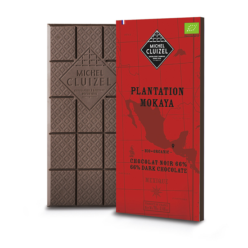 MICHEL CLUIZEL |  Schokolade »Plantation Mokaya« 66%