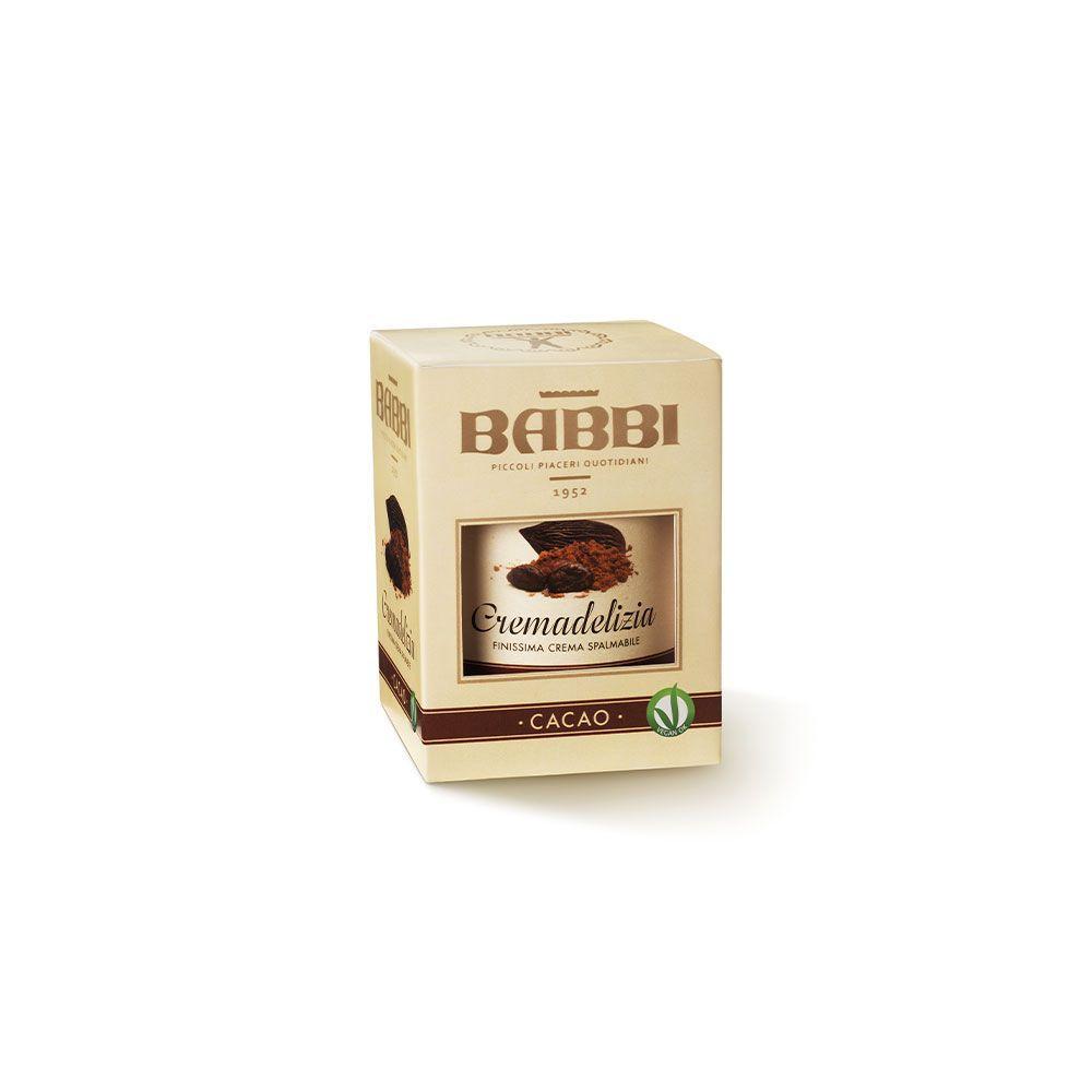 BABBI | Haselnusscreme »Cremadelizia Cacao« 300g