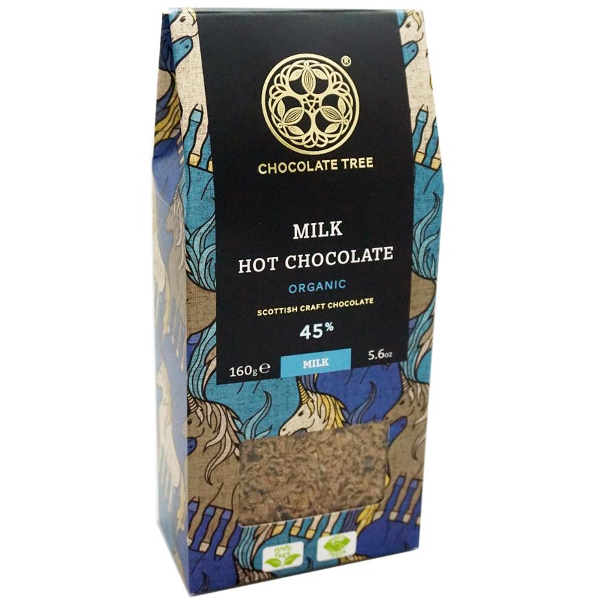 CHOCOLATE TREE | Trinkschokolade »Milk Hot Chocolate« 45%