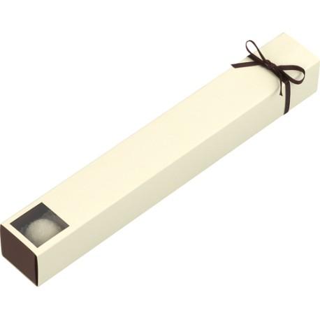 SCHELL Schokoladen   Echte »Champagnertrüffel« 8er Stange