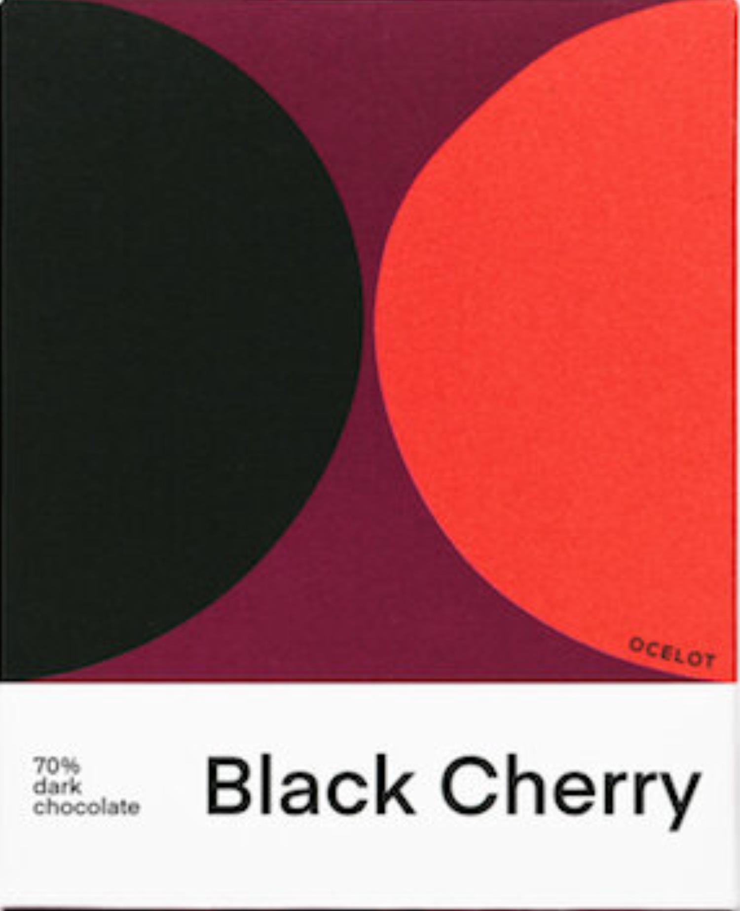 OCELOT   Dunkle Schokolade & Schwarzkirsche »Black Cherry« 70%   BIO