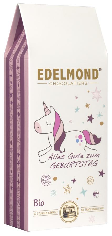 EDELMOND | Schokoladendrops »Alles Gute zum Geburtstag« BIO