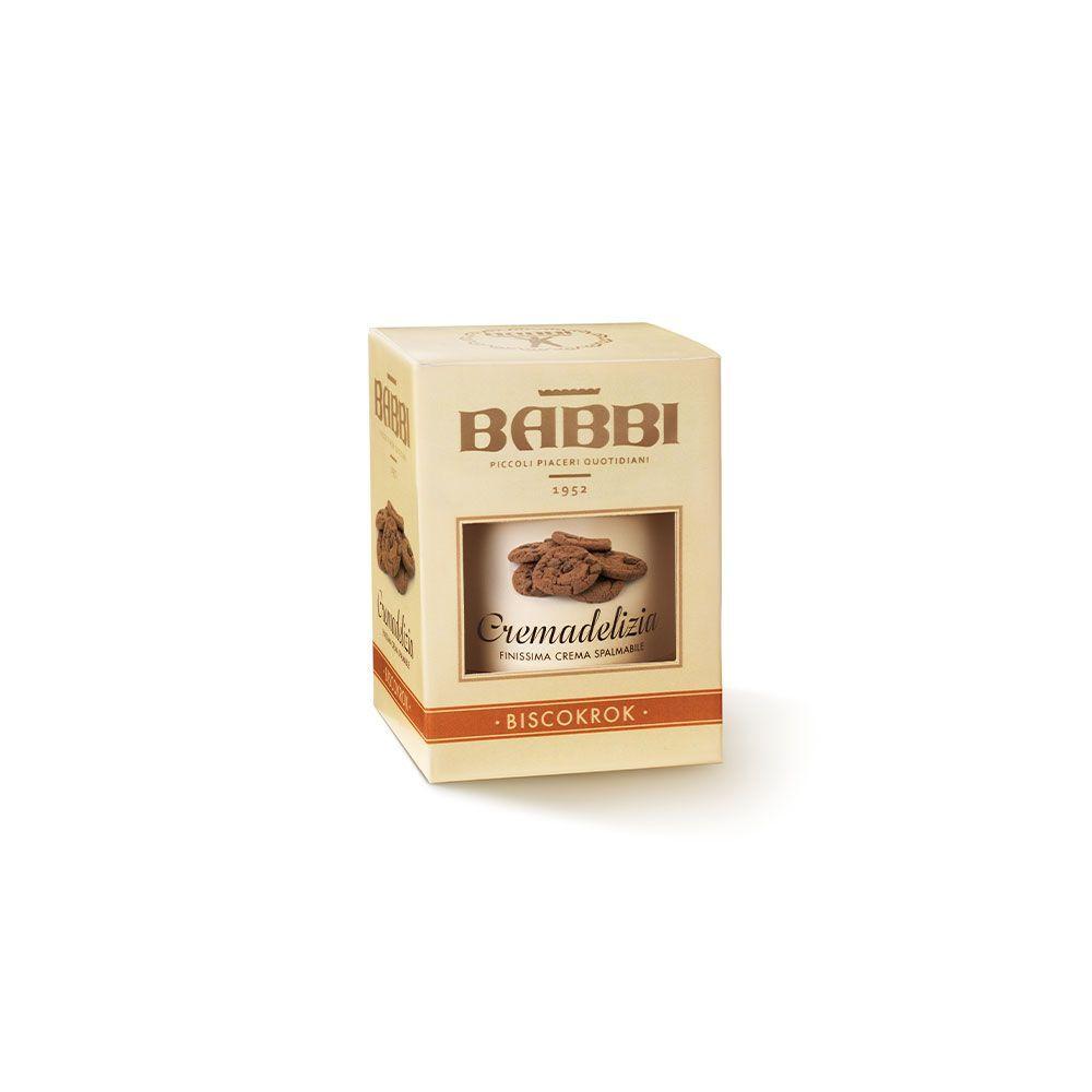 BABBI | Nusscreme »Cremadelizia Biscokrok« 300g