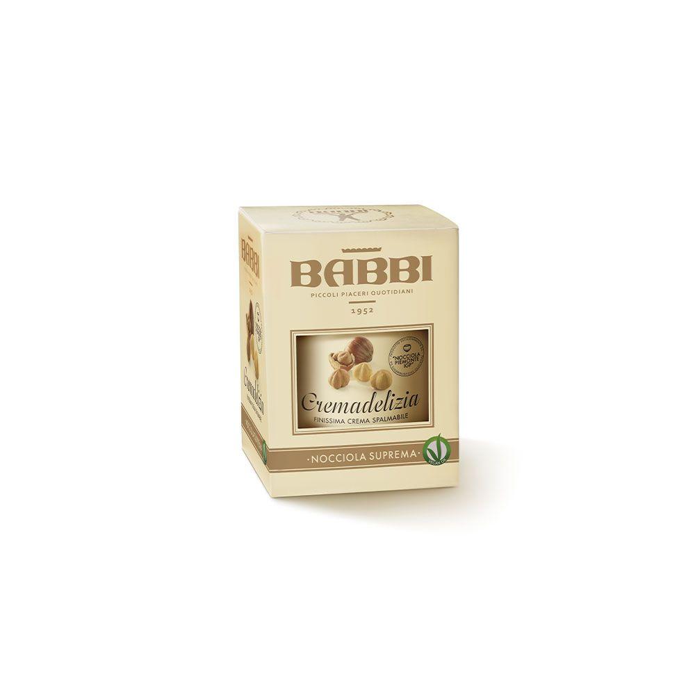 BABBI | Haselnusscreme »Cremadelizia Nocciola Suprema« 43% 300g