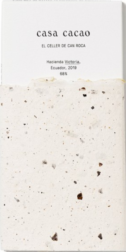 CASA CACAO | Schokolade »Hacienda Victoria« Ecuador 68%