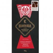 KRAKAKOA | Schokolade »Sedayu Sumatra« 70%