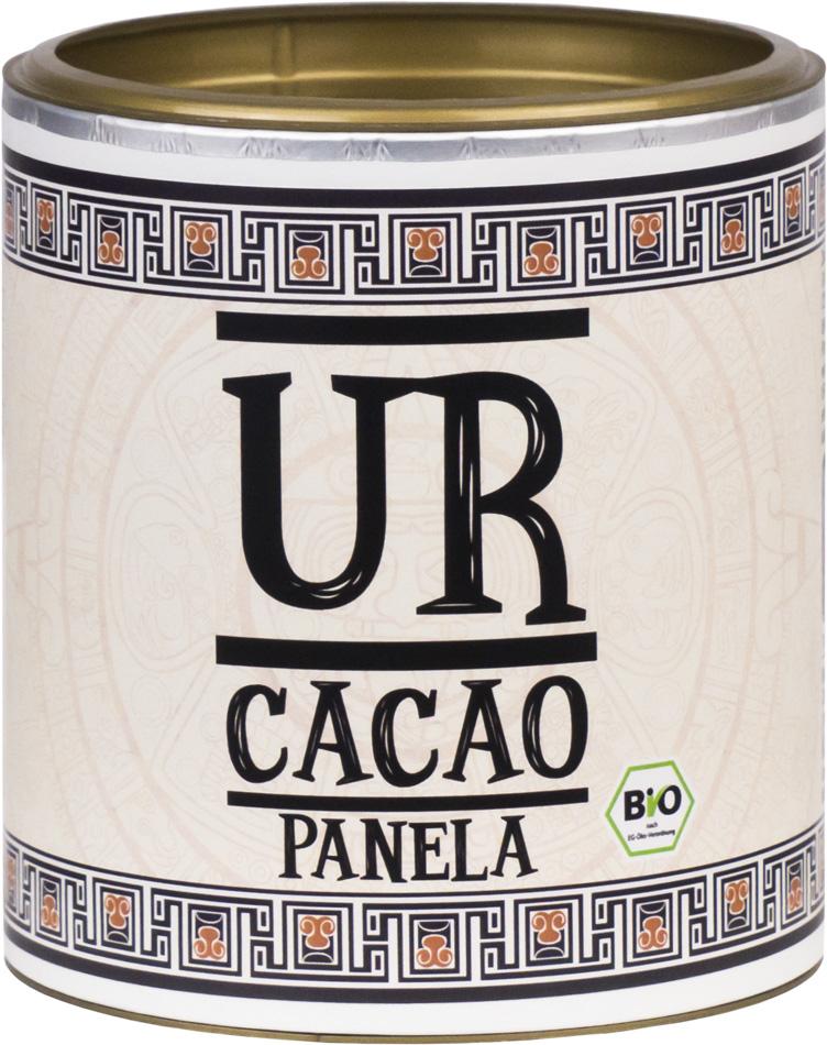 EDELMOND Trinkschokolade »UR-Cacao Panela« 77% | BIO