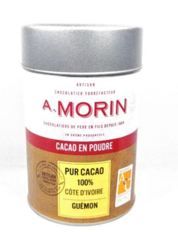 A. MORIN | Kakaopulver Elfenbeinküste »Côte d' Ivoire« 100%