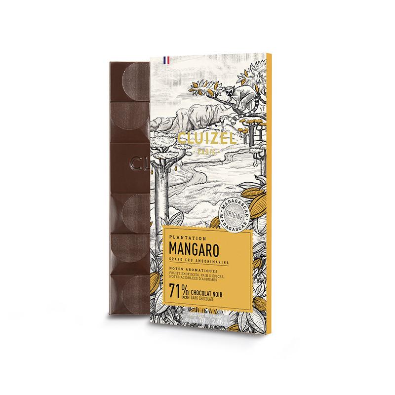 MICHEL CLUIZEL Milchschokolade | Plantation »Mangaro« 50%
