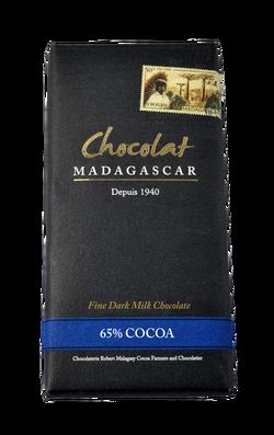 Chocolat MADAGASCAR Milchschokolade »Madagascar« 65%