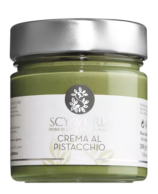 SCYAVURU | Pistaziencreme »Pistacchio Crema« 200g