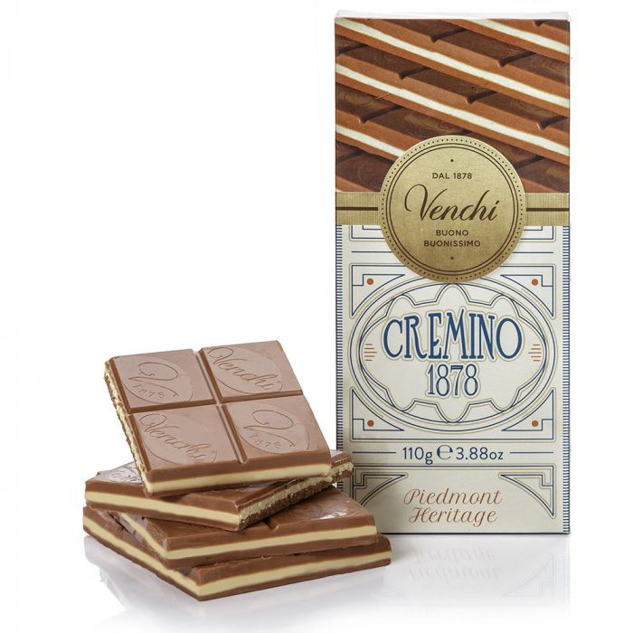 VENCHI | Nougatschokolade »Cremino 1878« 110g