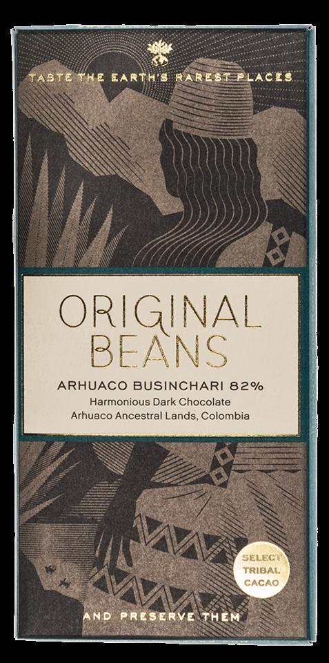 ORIGINAL BEANS »Arhuaco Businchari« 82% | BIO - MHD 30.11.2021