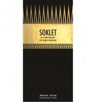 SOKLET | Dunkle Schokolade »Indian Origin« 82%