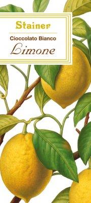 STAINER | Weisse »Schokolade & Limone«